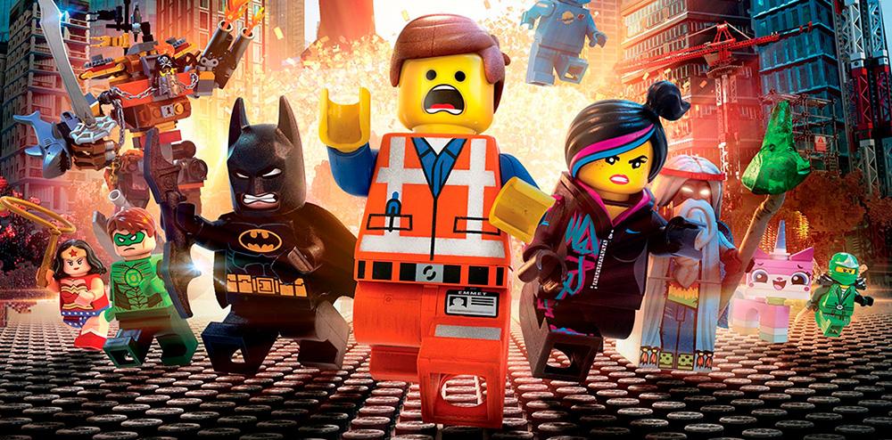 Branded Entertainment en Lego