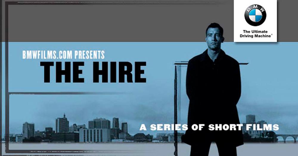 Branded Entertainment en The Hire