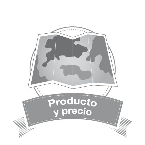 Marketto Gadgets. Producto y precio