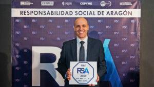 Evento de Responsabilidad Social organizado por Aragón Empresa