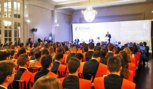 Graduación de los alumnos del Máster en Marketing y Digital Business de Zaragoza 2018