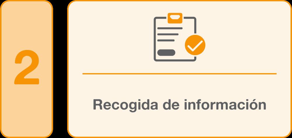 2.Recogida de información